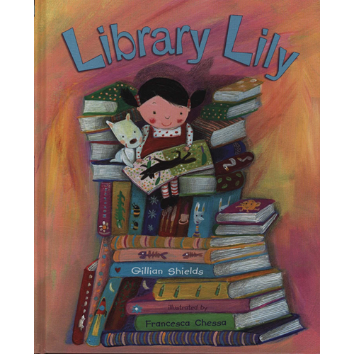 Library Lily (BOK)