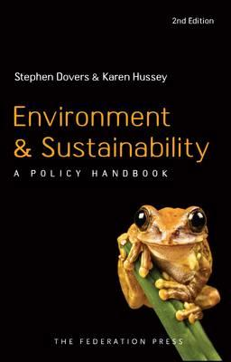 Environment and Sustainability (BOK)