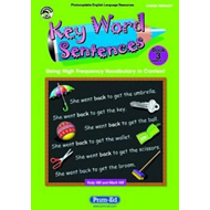 Key Word Sentences: Using High Frequency Vocabulary in Context: Bk.2: Scotland/N.Ireland Version (BOK)