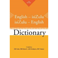 English-Isizulu / Isizulu-English Dictionary (BOK)