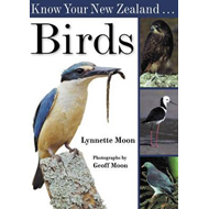 Know Your New Zealand Birds (BOK)