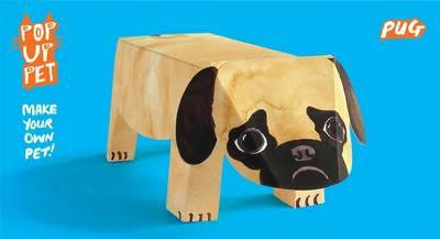 Pop Up Pet Pug (BOK)