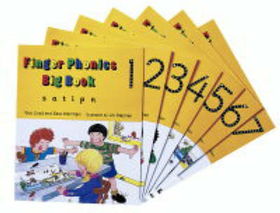 Finger Phonics Big Books 1-7 (BOK)