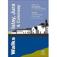 Walks Islay, Jura & Colonsay (BOK)