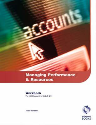 Managing Performance and Resources Workbook (BOK)