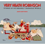 Produktbilde for Very Heath Robinson - Stories of His Absurdly Ingenious World (BOK)