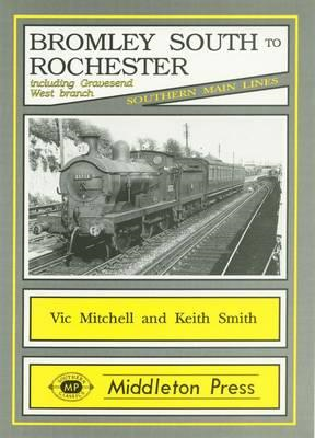 Bromley South to Rochester (BOK)