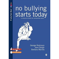 No Bullying Starts Today: A Resource Book For Preventive Work (BOK)