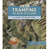 Tramping in New Zealand (BOK)