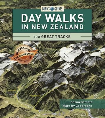Day Walks in New Zealand (BOK)