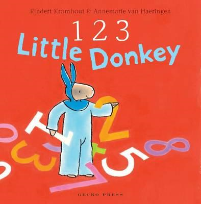 1 2 3 Little Donkey (BOK)