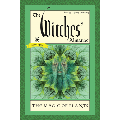 Witches' Almanac (BOK)