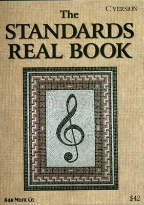 Standards Real Book - C (BOK)