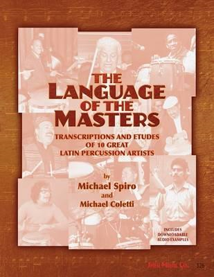 Language of the Masters (Percussion) (BOK)