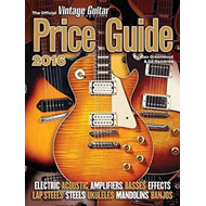 Official Vintage Guitar Magazine Price Guide 2016 (BOK)