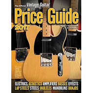 Official Vintage Guitar Magazine Price Guide 2017 (BOK)