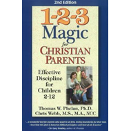 1-2-3 Magic for Christian Parents (BOK)