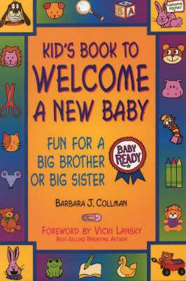 Kids Book to Welcome a New Baby (BOK)