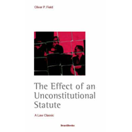 Effect of an Unconstitutional Statute (BOK)