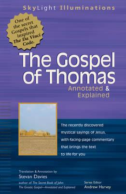 Gospel of Thomas (BOK)