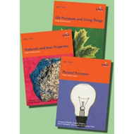 Project Science Series Pack: Physical Processes, Life Processes and Living Things (BOK)