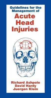 Guidelines for Management of Acute Head Injury (BOK)