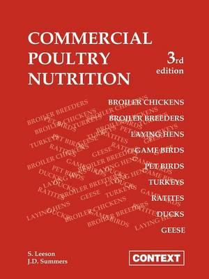 Commercial Poultry Nutrition (BOK)