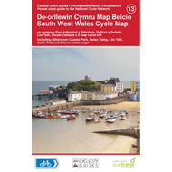 Produktbilde for South West Wales Cycle Map (BOK)