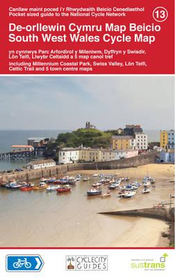 South West Wales Cycle Map (BOK)