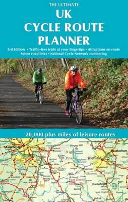 Ultimate UK Cycle Route Planner Map (BOK)