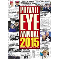 Private Eye Annual 2015 (BOK)