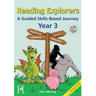Reading Explorers - Year 3 (BOK)