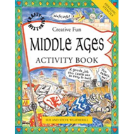 Middle Ages Activity Book (BOK)