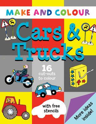 Make and Colour Cars and Trucks (BOK)