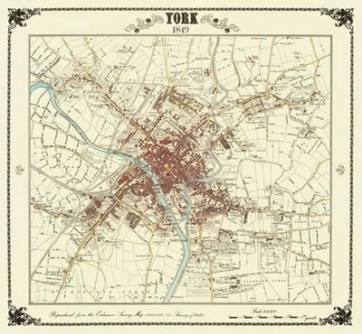 York 1849 Coloured (BOK)
