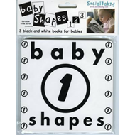 Baby Shapes 1-2-3 (BOK)