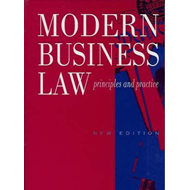 Modern Business Law (BOK)