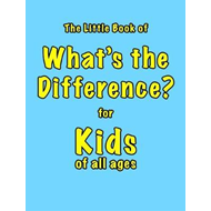 Little Book of What's the Difference (BOK)