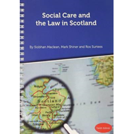 Social Care and the Law in Scotland (BOK)