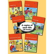 Sam's Football Stories Shared Reading Pack, Set A (BOK)