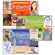 Drawing is a Class Act Series Pack (BOK)