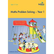 Maths Problem Solving, Year 1 (BOK)