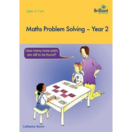 Maths Problem Solving, Year 2 (BOK)
