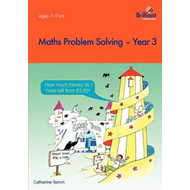 Maths Problem Solving, Year 3 (BOK)