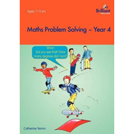 Maths Problem Solving, Year 4 (BOK)