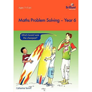 Maths Problem Solving, Year 6 (BOK)