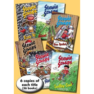 Stewie Scraps Shared Reading Pack (BOK)