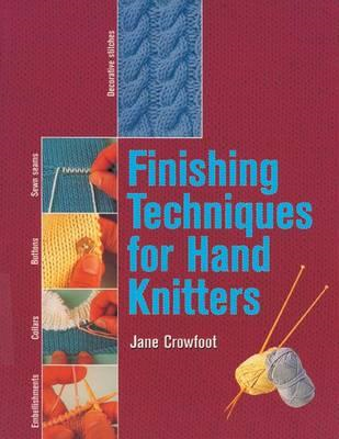 Finishing Techniques for Handknitters (BOK)