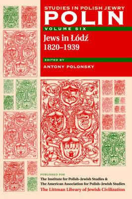 Polin: Studies in Polish Jewry (BOK)