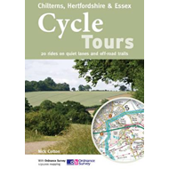 Cycle Tours Chilterns, Hertfordshire & Essex (BOK)